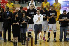 Fuerza Regia Homenaje a Sergio Ganem (12 Enero) Foto: Roberto Alanis