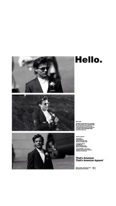 HELLO, LOUIS TOMLINSON
