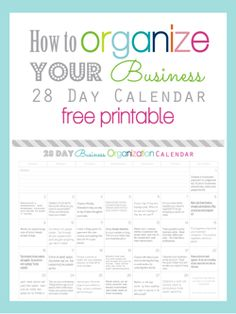 Clean Life and Home: organize your business