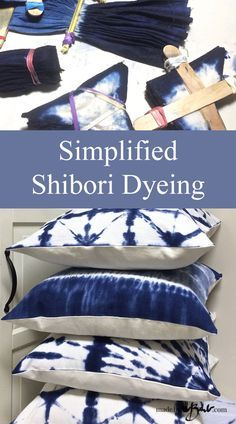 <p>My apologies; I have been so busy engulfedin my new art form; Shibori style dyeing.The idea came to me when I realized I had too many white blouses. If you know me, you know I LOVE to repurpose. What better…</p>
