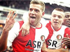 John Guidetti after he scored a hattrick in a win against Ajax in Rotterdam, Want You Back, Best Club, Travel Light, Football Team, Cover Photos, My Life, Soccer, People