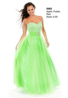 WOW 5083 at Prom Dress Shop