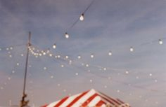 lights over the big top