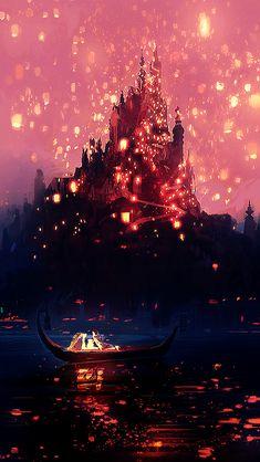 "lifedeathandrenewal: ""Phone backgrounds from some Disney films"" ., - lifedeathandrenewal: ""Phone backgrounds from some Disney films"" . Disney Films, Art Disney, Disney Kunst, Disney Pixar, Disney Magic, Disney Phone Backgrounds, Disney Phone Wallpaper, Blog Backgrounds, Disney Rapunzel"