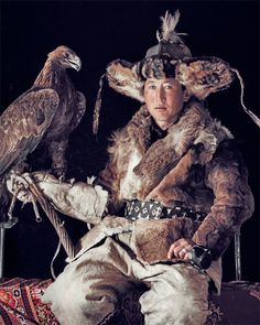ジミー・ネルソン(Jimmy Nelson) > BEFORE THEY PASS AWAY(http://www.beforethey.com/) > (彼らが消えて行く前に) > 少数民族の文化を記録したプロジェクト > カザフ (カザフスタン)