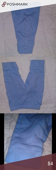 Child Of Mine Pants - Newborn (NB) Thank you for taking the time to browse my shop; Feel free to bundle & Negotiate.   Size: Newborn (NB)  Brand: Child Of Mine by Carters  Details: fVery light weight material. Banded cuffed bottoms. Purchase in a set.   Color: light Blue  Condition: Like New   *Used items may contain piling &/or signs of wash and wear, they are sold AS Described. Please Ask Questions.   Have a Wonderful Day. Thank you for Browsing my Shop. Carter's Bottoms Sweatpants…