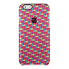Multicolor Stylish Zigzag Pattern