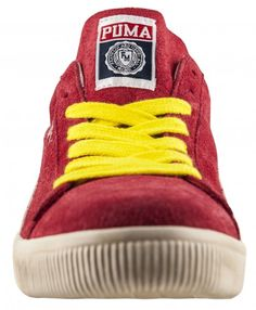 Regal red Franklin  Marshall Puma #Clyde #sneakers