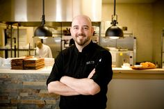 Executive chef owner Justin Miller