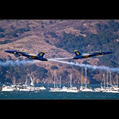 Blue Angels San Francisco Fleet Week 2010 *Explore* | Flickr - Photo Sharing!