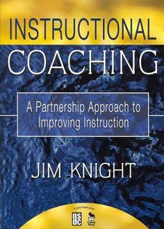 An innovative professional development strategy that facilitates change, improves instruction, and transforms school culture! Instructional coaching is a research-based, job-embedded approach to instr Instructional Coaching, Instructional Strategies, Instructional Technology, School Leadership, Educational Leadership, Coaching Skills, Life Coaching, Math Coach, Professional Development