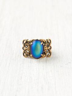 Free People Ornate Moonstone Ring, $24.00