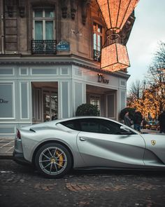 """2,488 Likes, 46 Comments - Calvin Courjon (@ccourjon) on Instagram: """"Really love the curves on the new Ferrari 812 Superfast ❤️ But I don't know if I will one day like…"""""""