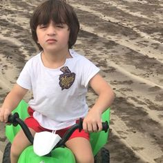 New Delhi [India], Jan There's no doubt that Shah Rukh Khan's son AbRam is one of the cutest star kids we have in B-town. Fans literally wait for SRK to s.