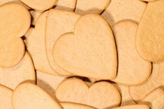 Buy Pile of Gingerbread Hearts by Emmoth on PhotoDune. Pile of Gingerbread Hearts close up image. Snack Recipes, Snacks, Gingerbread, Sweets, Stock Photos, Cookies, Food, Xmas, Christmas