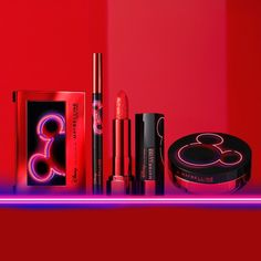 Beauty News: Maybelline Has Released A Limited-Edition Mickey Mouse Electric Parade Collection for Lunar New Year Maybelline, Mac Cosmetics, Electric Parade, Mascara, Eyeliner, Happy Lunar New Year, Makeup News, Makeup Swatches, Beauty News