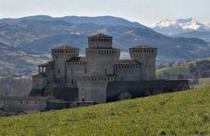 Torrechiara, otra de las maravillas que os esperan en la Emilia - Romagna