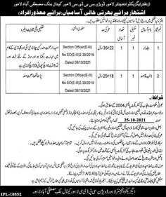 Disabled Person Jobs in Lahore Pakistan 2021