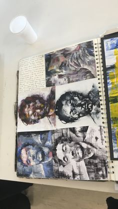 - A Level Art Sketchbook - A Level Art Sketchbook, Sketchbook Layout, Arte Sketchbook, Art Diary, Wow Art, Art Drawings Sketches, Art Studies, Art Journal Inspiration, Art Portfolio