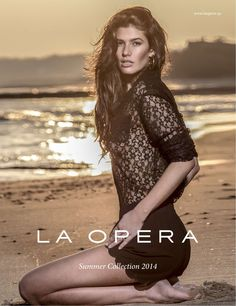 LA OPERA | Summer Collection 2014