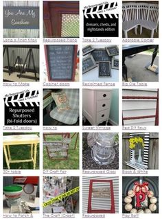 Hundreds of DIY projects all in one place--My Repurposed Life