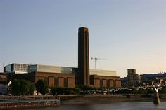 Tate Modern Museum in London.  One of my favorite places to visit.