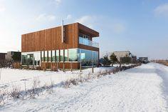IJburg Villa by Marc Prosman Architecten / Intelligent architecture / INTZINE