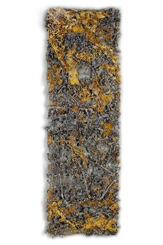 Lesley Richmond is a textile artist inspired by natural forms and textures. She works with textile processes to simulate organic surfaces. Natural Form Artists, Natural Forms, Natural Texture, Textiles, Collages, Textile Courses, Growth And Decay, Textile Sculpture, Textile Texture