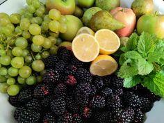 Ovocný pečený čaj z jablek, hrušek a švestek - Bylinkovo.cz Fruit, Food, Essen, Meals, Yemek, Eten