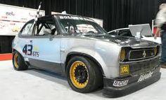1974 Honda Civic 1200 race car