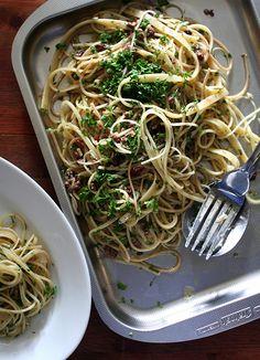 Pasta Mista Acciuga e Olive / Pasta