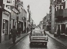 Steenstraat Boxmeer (jaartal: 1970 tot 1980) - Foto's SERC