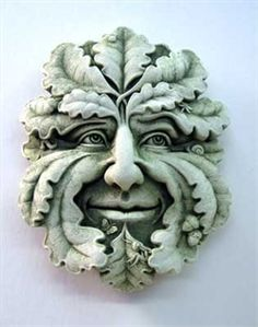 Green Man - Carruth Studio