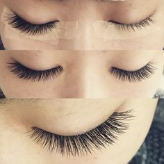 Lash extensions by Minjung(MJ) #lashes #Lashextensions #eyelash #vancouver #beauty #minding#minding1204