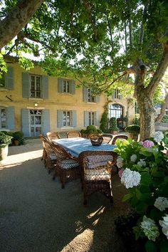 BLOGOSFERIA: Dominique Lafourcade : Jardins de la Provence...