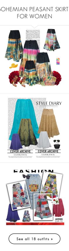 BOHEMIAN PEASANT SKIRTS FOR WOMEN by baydeals on Polyvore featuring vintage, Justin Bieber, Bobbi Brown Cosmetics, skirt, Bohemian, long, patchwork, womenskirt, boho and gypsy  http://www.polyvore.com/cgi/collection?id=5559931  #skirts #womens #bohemian #boho #gypsy #mogulinterior #longskirts #peasantskirts #womenskirts #fashion #summer #stylish