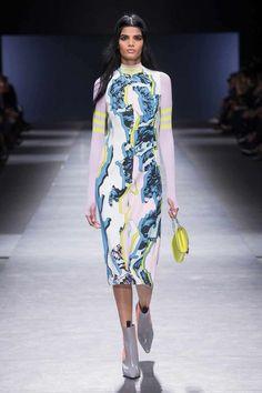 Versace Womenswear FW Fashion Show  - LOOK 43 | Official Website