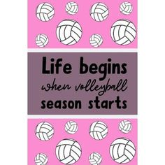 Unleash you mind within the pages of this funky volleyball themed journal, perfect for all of your writing needs. Be it lists, diaries, work or home use this useful laminated notebook will be there for you.Finished in a glossy scuff free finish for longer life. Featuring a volleyball quote on the cover and a unque interior with lined pages.This notebook journal will make the perfect gift for the volleyball lover in your life.Volleyball themed notepadUnique interior with date and header linesGrea Volleyball Jokes, Volleyball Motivation, Volleyball Gifts, School Study Tips, Binder Covers, Journal Notebook, Gift Bags, Best Gifts, Seasons