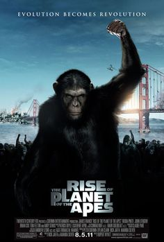 Rise of the Planet of the Apes 2011 Movie Review