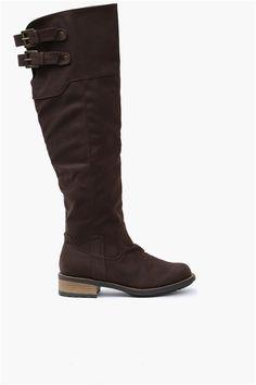 Manhattan Boots in Brown $39.99