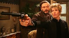 Chekhov's The Bear, starring Julian Barratt. If anyone has clues on where to find the full video of this...