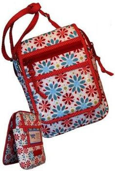 On The Go Bag Pattern