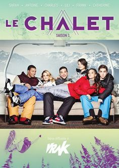 Le Chalet (Saison 1) (3DVD) - CHALET (LE) Emotion, Tv Series, Branding Design, Tv Shows, France, Films, Music, Movie Posters, Location