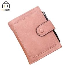 Find More Wallets Information about New Top Brand Fashion Hasp Zipper PU Leather…