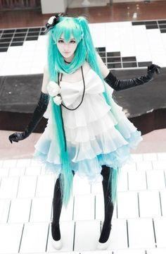 Miku - Vocaloid