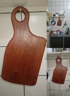 Maçaranduba wood cutting board. Finish with coconut wax oil.  Tábua de carne feita em Maçaranduba e com acabamento à base de cera de abelha derretida no óleo de coco.