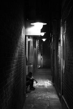 London's back alleys by Inspired by Inspiration, via Flickr