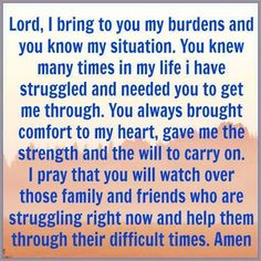 PRAYER. . . . love this! <3