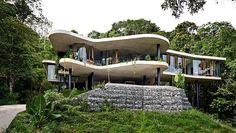 Planchonella House by Jesse Bennett 2 • TheCoolist - The Modern Design Lifestyle Magazine
