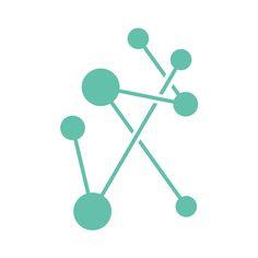 network company logo & branding